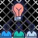 Marketing Idea Creative Marketing Business Idea Icon