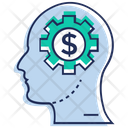 Business Idea Business Mind Brainstorming Icon