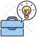 Ibusiness Idea Business Idea Creative Idea Icon