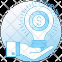 Idea Protection Business Idea Creative Idea Icon