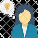 Business Idea Innovation Marketing Icon