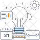 Business Idea Business Innovation Creative Idea Icon