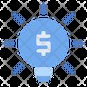 Idea Financial Money Icon