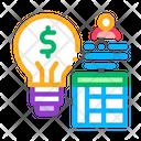 Business Idea Account Icon