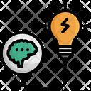 Business Idea Generate Idea Idea Icon