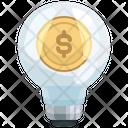 Business Idea Finance Idea Idea Icon