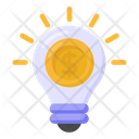 Financial Idea Business Idea Business Innovation Icon