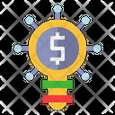 Business Idea Finance Dollar Icon
