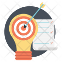 Evaluate Business Idea Icon