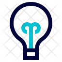 Idea Inovation Lamp Icon