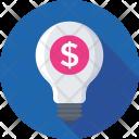 Business Idea Invention Icon