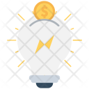 Business Idea Finance Icon
