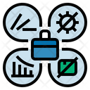 Business Impact Business Risk Risk Icon