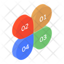 Business Data Alphabetic Chart Alphabetic Graph Icon
