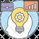 Business Innovation Business Idea Idea Generation Icon