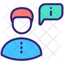 Business Instruction Business Talks Business Negotiations Icon