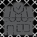Business Insurance Estate Icon