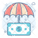 Money Protection Money Insurance Finance Safety Icon