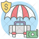 Business Insurance Business Assurance Business Security Icon