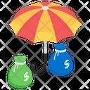 Business Insurance Financial Insurance Money Insurance Icon