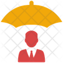 Business Insurance Money Protection Financial Insurance Icon