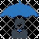 Business Employee Insurance Icon