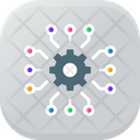 Business Intelligence Customer Solutions Icon