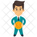 Business Investor Icon