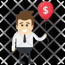 Dollars Earnings Money Icon