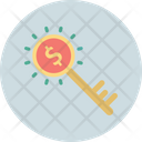 Business Key Icon