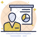 Business Lecture Business Lecture Icon