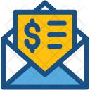 Business Letter Icon