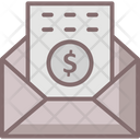 Business Application Business Email Business Letter Icon