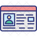 Business License Business Permit Business Registration Icon