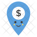 Business Location Emoji Emoticon Emotion Icon