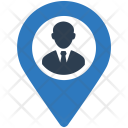 Business Location Marker Icon