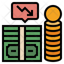 Business Loss Icon