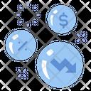 Business Bubble Economic Icon