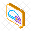 Business Lunch Outlie Icon