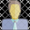 Business Man People Man Icon