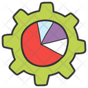 Business Management Data Management Data Configuration Icon