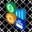 Coin Gear Case Icon