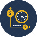 Business Management Business Strategy Dollar Icon