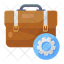 Business Management Business Setting Business Configuration Icon