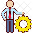 Business Manager Business Businessman Icon