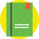 Business Manual Dictionary Icon
