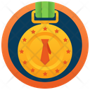 Business Medal Icon