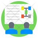 Business Meeting Project Icon
