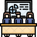 Meeting Business Communication Icon