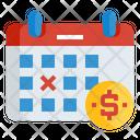 Calendar Plan Time Icon